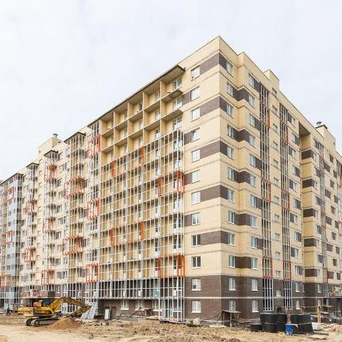 ЖК Мурино 2019 ход строительства 2018