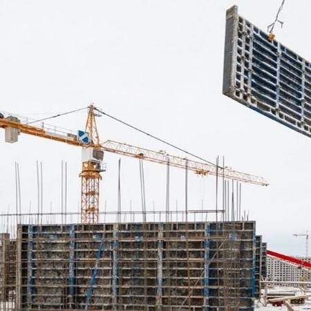 ЖК Мурино 2019 ход строительства 2017
